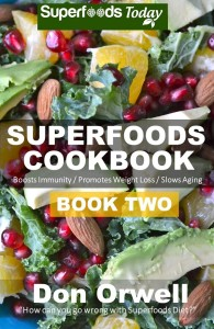 Enter The Superfoods EBook