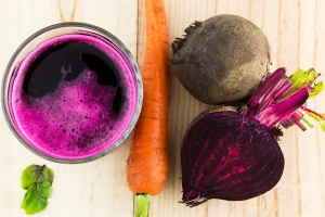 Double Beet Smoothie