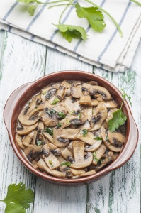Mushrooms Casserole